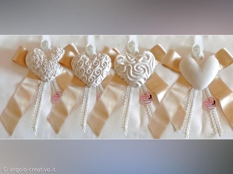 Conosciuto segnaposto-per-matrimonio-gessetto-cuore - Angolo Creativo  UY14